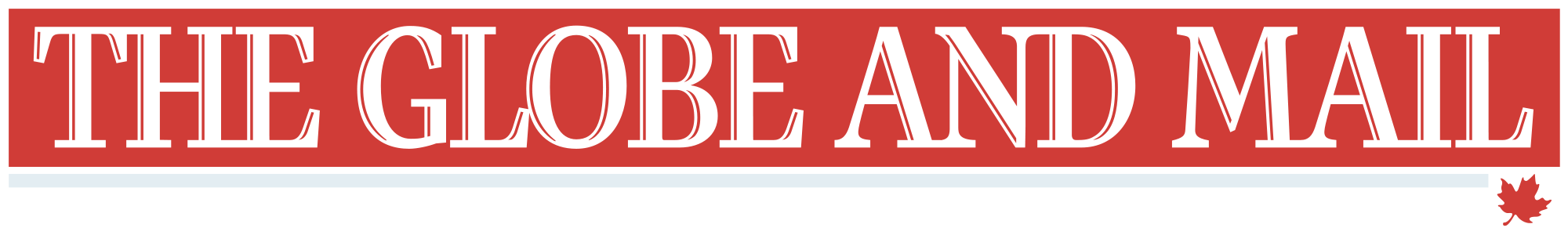 Image result for globe and mail logo transparent