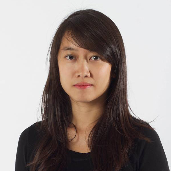 Hackergal designer, Jennifer Olympia Yim