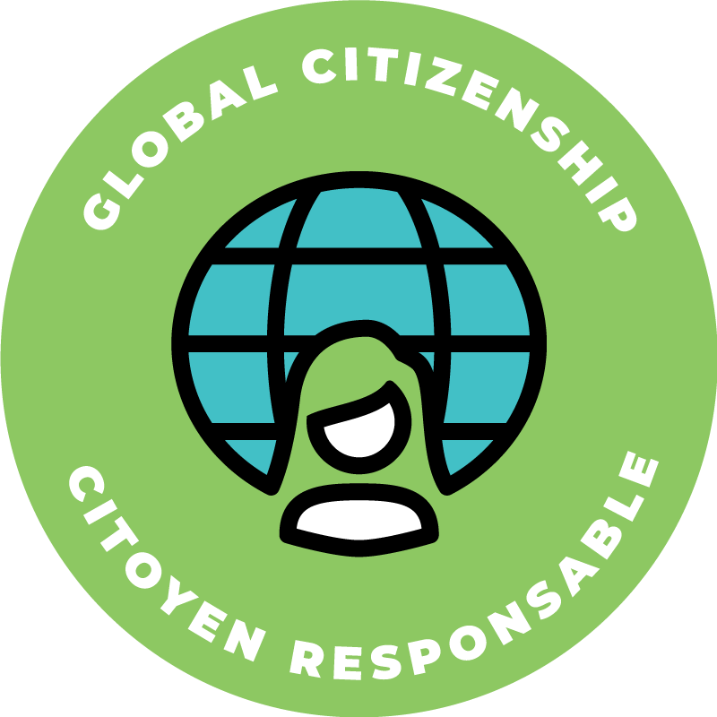 Hackergal Badge, Global Citizenship