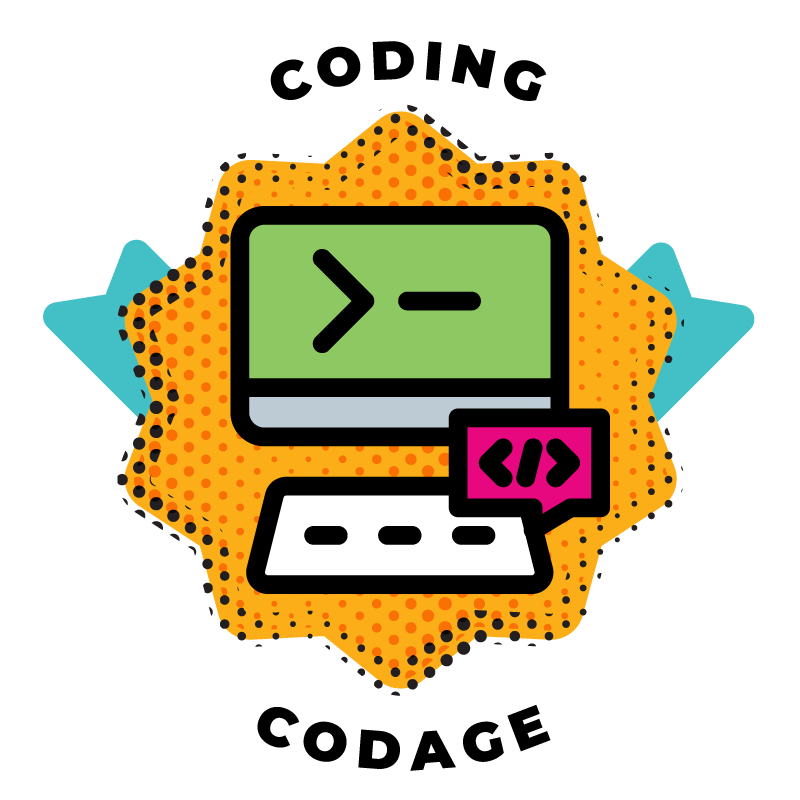 Hackergal Awards Badge for Coding