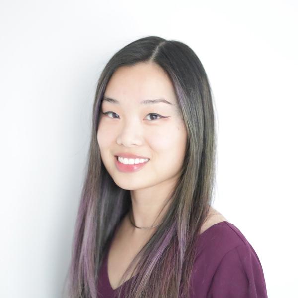 Hackergal Day speaker, Justine Chiu