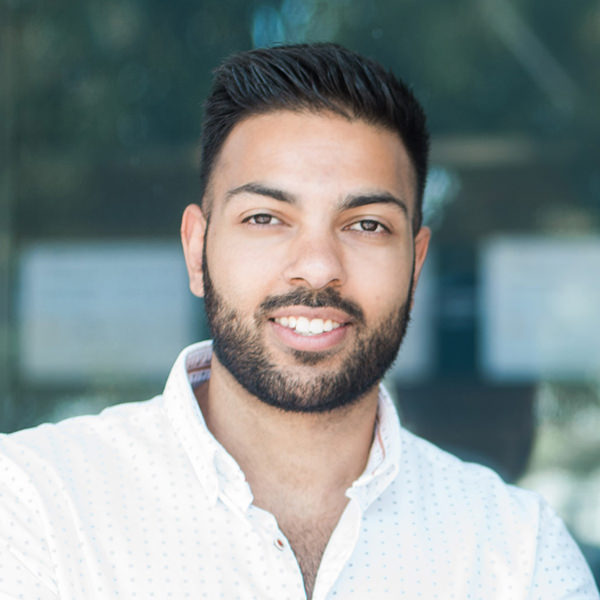 Hackergal Day speaker, Nadeem Nathoo